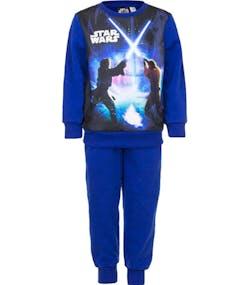 Blå Star Wars Mysdress till Pojke e144e9a180f09