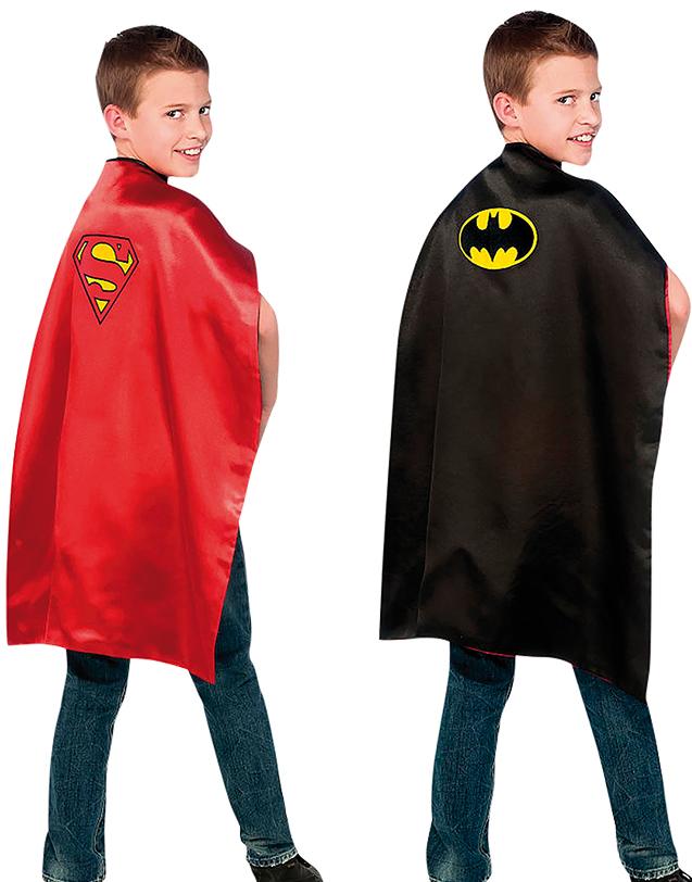 Lisensiert Batman VS Superman 2 Sidig Kappe til Barn