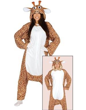 Giraff Kigurumi Unisex Dräkt 1a22818dced9f