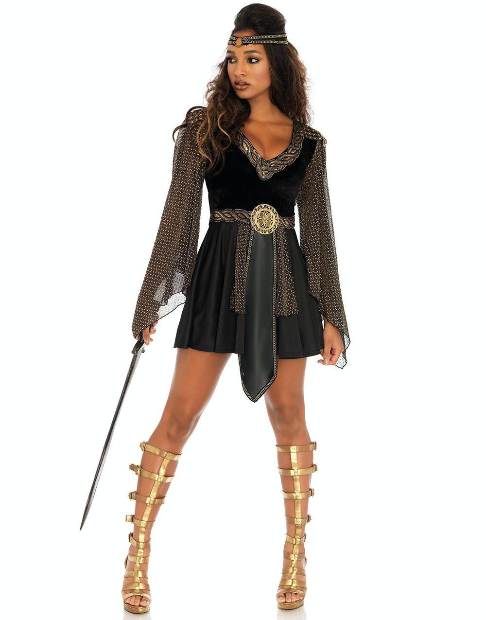 sexy halloween kostyme oljemassasje oslo