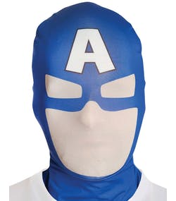 Licensierad Captain America Morphsuit Mask e572706db6cfe