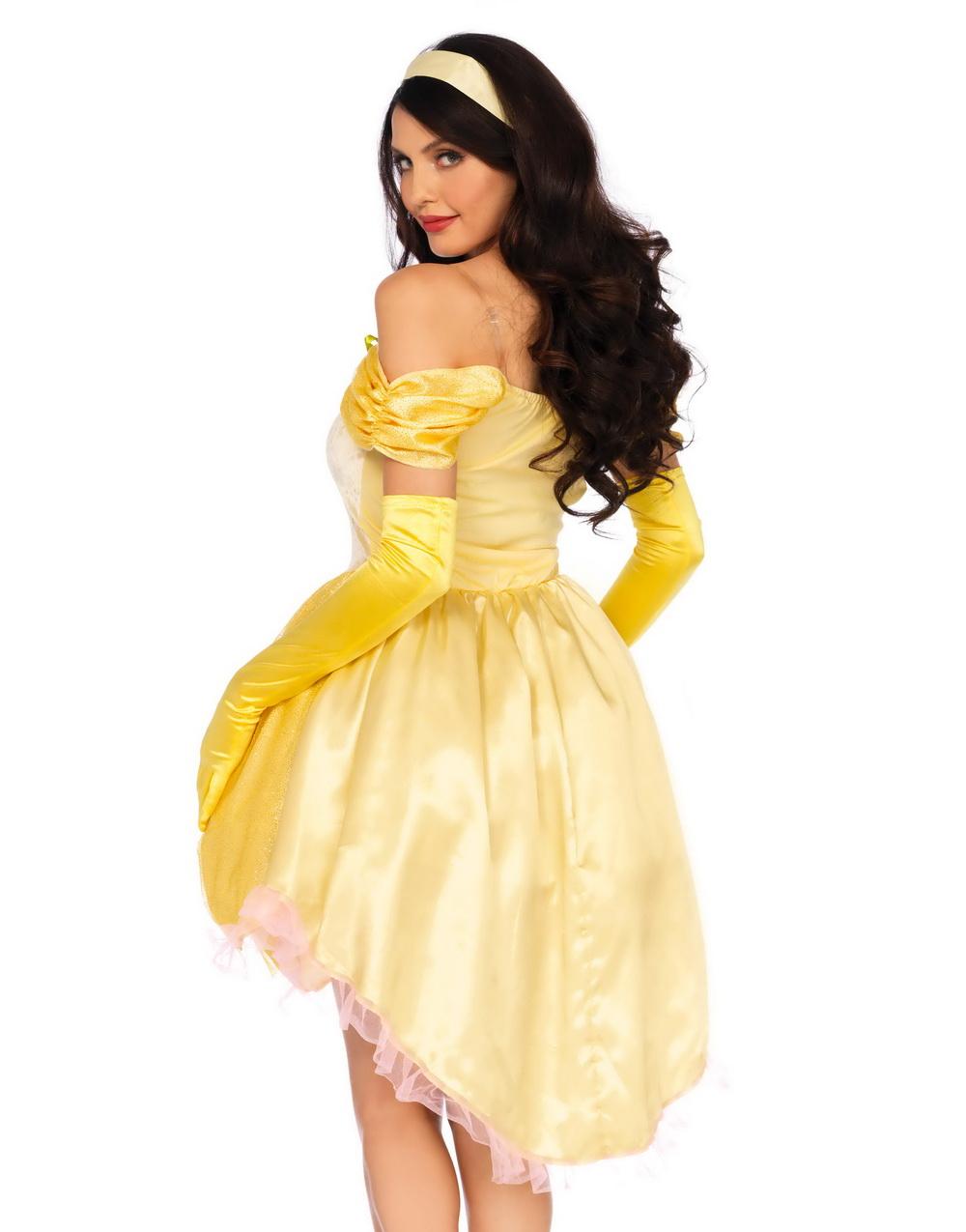 belle klänning vuxen