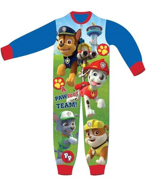 new product 58781 979cf Paw Patrol Onepiece Mysdress i Fleece till Barn