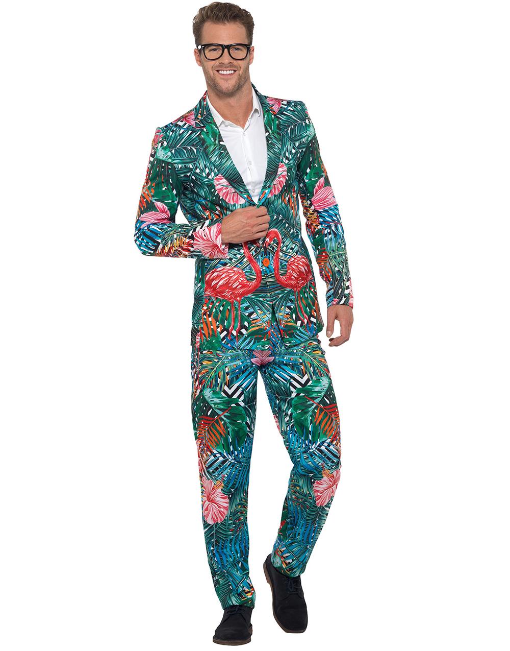 Aloha Hawaii Stand Out Suit