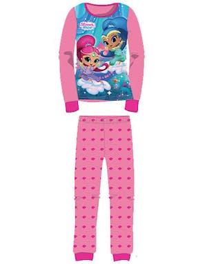 a9937ddd Rosa Shimmer and Shine Pyjamas til Barn - Nattøy & One Piece - Klær ...