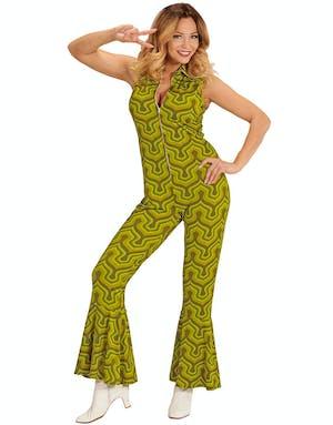 70901464 70 Talls Groovy Vibe Jumpsuit-Kostyme