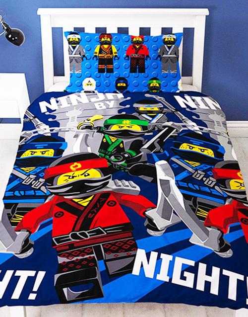 Lisensiert Lego Ninjago Sengesett
