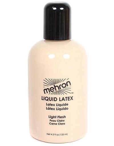 flytande latex för hud