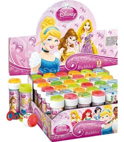 Disneys Prinsessor Såpbubblor 4bef13079bf26