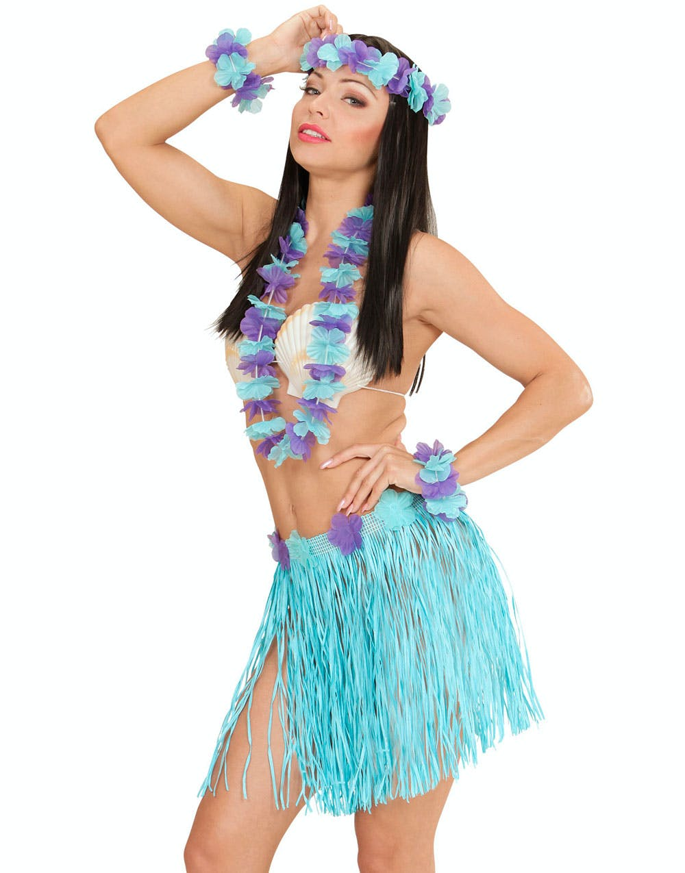 b404098f Aloha Hawaii Kostyme Sett - 5 Deler