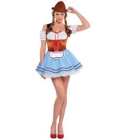 info for 4c3ec 2989e Oktoberfest Liebchen - dräkt med hatt