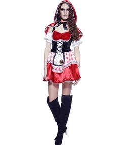Flörtande Rödluva - Kostym 776f66d9edf6b
