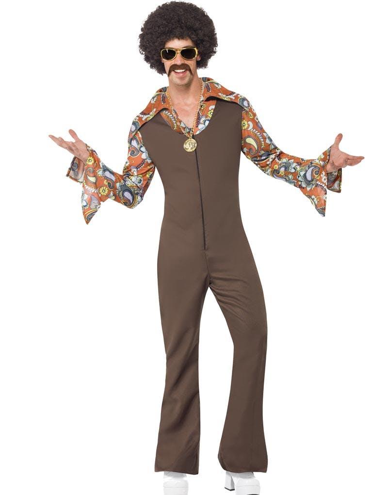 80 s Disco Man - Kostym c69c6425568fc