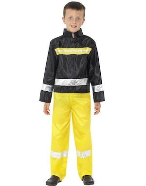 Brannmann Kostyme til Barn 9e684b1ce9255