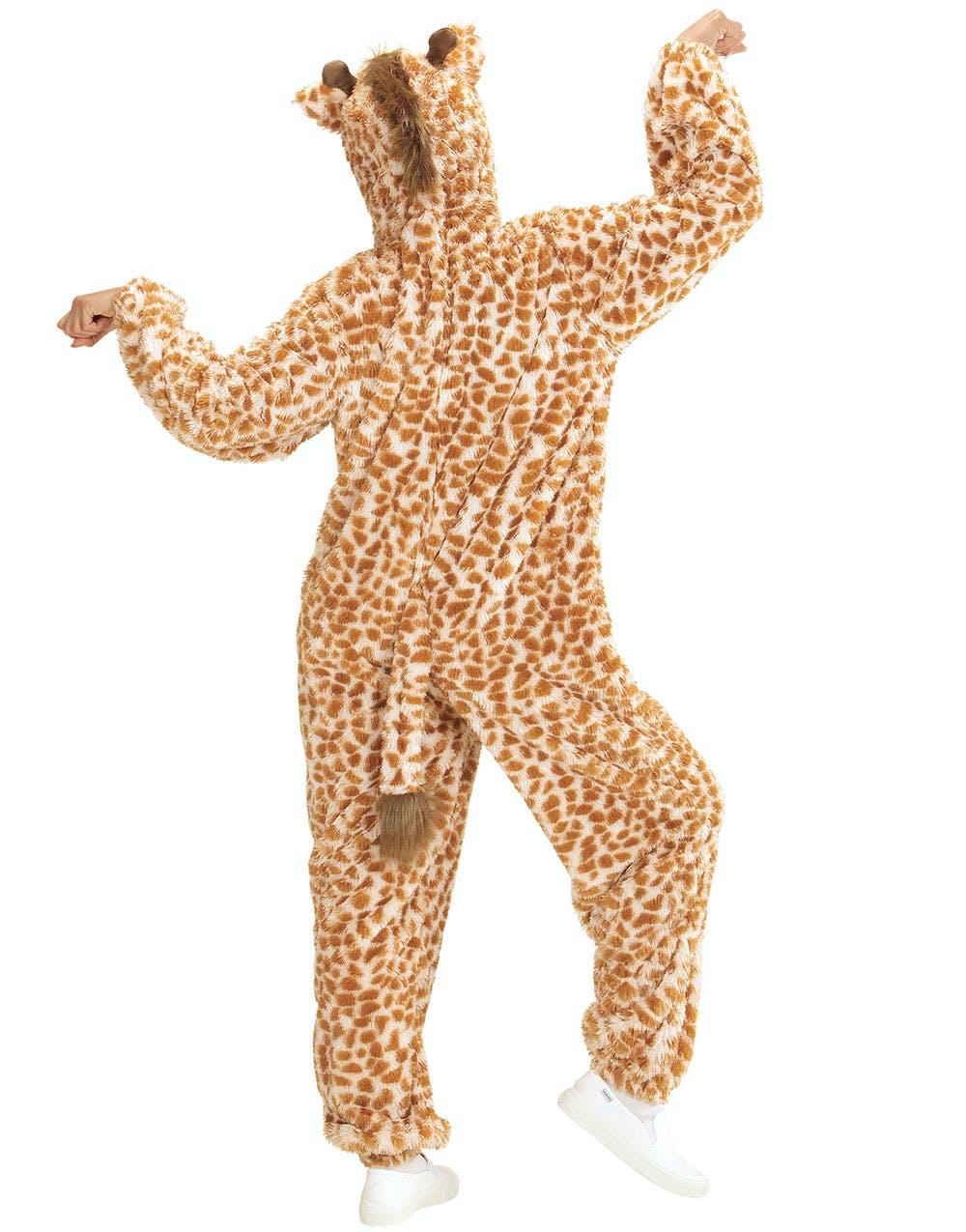 Giraff Unisex Djurdräkt i Plysch 634f2dd416c81