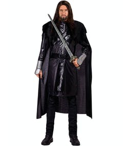 Svart Game of Thrones Inspirerad Herrdräkt fe1c02d5c2278