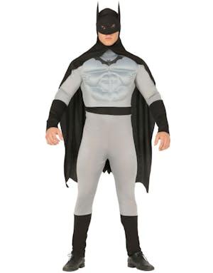 Batman Inspirerad Dräkt med Mantel - Batman - Superhjältar och ... 5620c136e6450