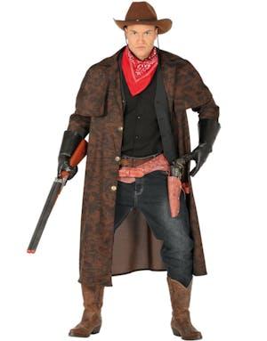 Brun Cowboy Dräktkappa - Se alla våra Maskeraddräkter ... aa33bcbfdadd2