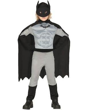 Batman Inspirert Kostyme til Barn - Batman - Superhelter   Skurker ... ef46325303fa4