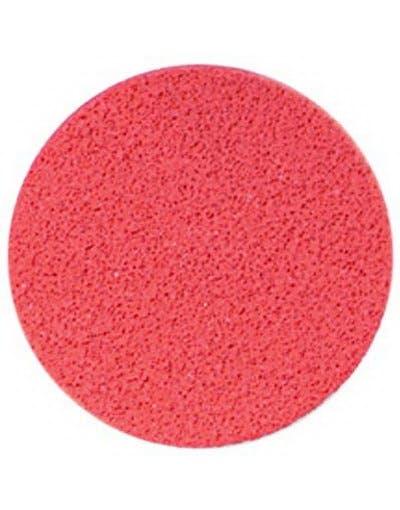 Red Rubber Rounds - Diameter:7 cm Høyde: 1 cm (Sminkesvamp)