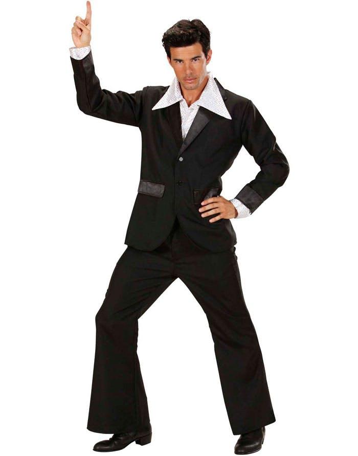 John Travolta - Svart Kostym cb468d52a3c05