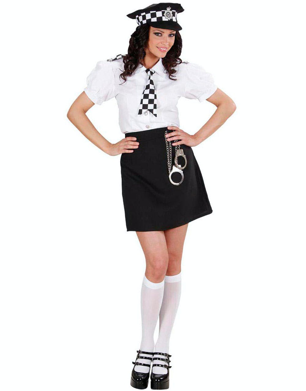 eskorte molde politi kostyme dame
