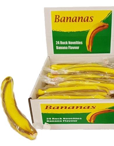 banan godteri