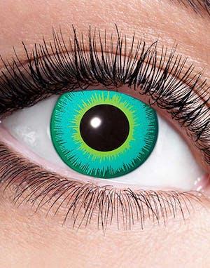 Magic Green Eye Crazylinser - Crazylinser uten Styrke - Linser ... d8a99e32104bf