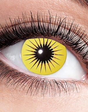 Yellow Star Crazylinser - Crazylinser uten Styrke - Linser - LINSER ... 7bee1dc75ca7f