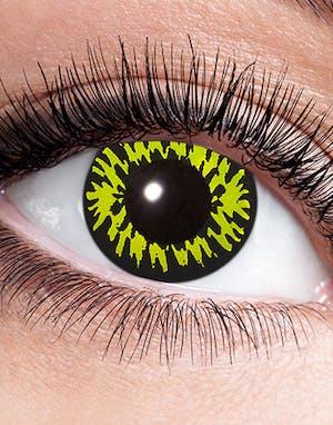 Yellow Werewolf Crazylinser - Varulver - Dyrekostymer - Kostymer ... 4dd0ef5e87dd1