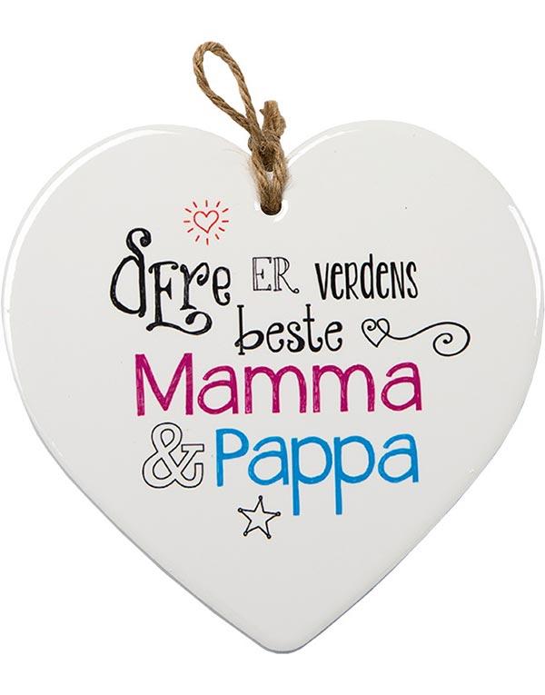 Verdens Beste Mamma Grå | Printhub alt blir bedre med trykk!