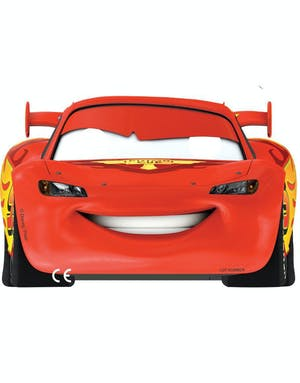 43f267a78909 6 stk Blixten McQueen Ögonmasker - Disney Inspirerad ...