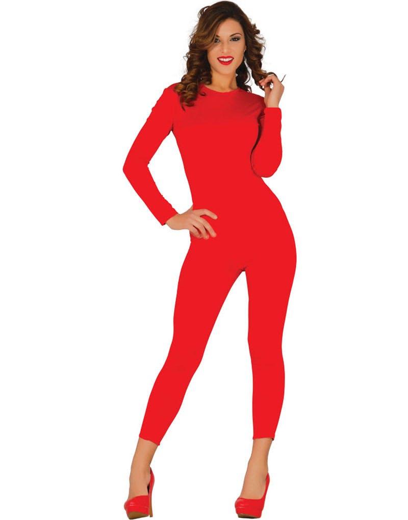 9f569daf Röd Jumpsuit/Bodysuit till Dam