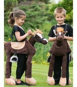 41c8096d Ponnirytter-Kostyme til Barn