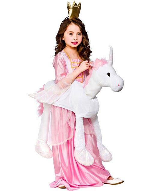 Ride On Unicorn - Enhörning Barndräkt 6aa41b4f53714