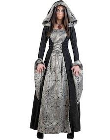 145789c3ec2 Gothic Maiden - DeLuxe Damdräkt