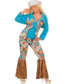 61113206cc97 Hippie - Kostymer og Tilbehør med Tema