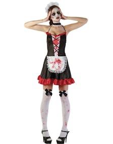 Maid och Skolflickor - Dräkter Vuxna - Maskeradkläder - MASKERAD 3420b41c71a8e
