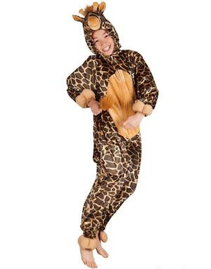Giraffdräkt i Plysch för Barn - Giraffer - Djurdräkter ... c40c10e9a10e7