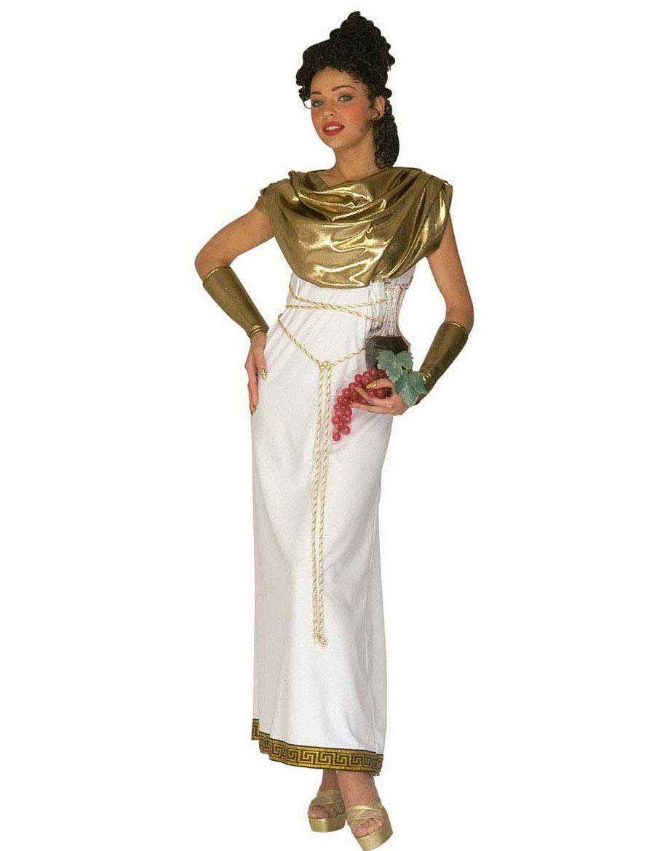 gresk gudinne kostyme homse historier