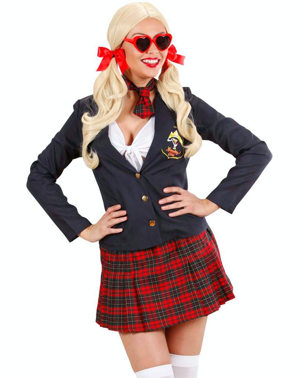 eskorte dame bergen skolepike kostyme