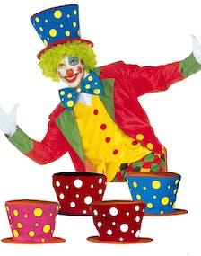 Clowner - Maskeraddräkter Efter Tema - Maskeradkläder - MASKERAD  0552457bfbc6a