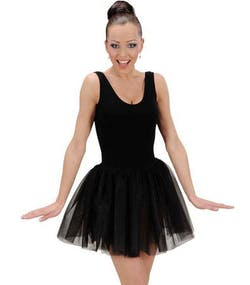 Tutu Ballerina Underkjol Svart c971146a156ba