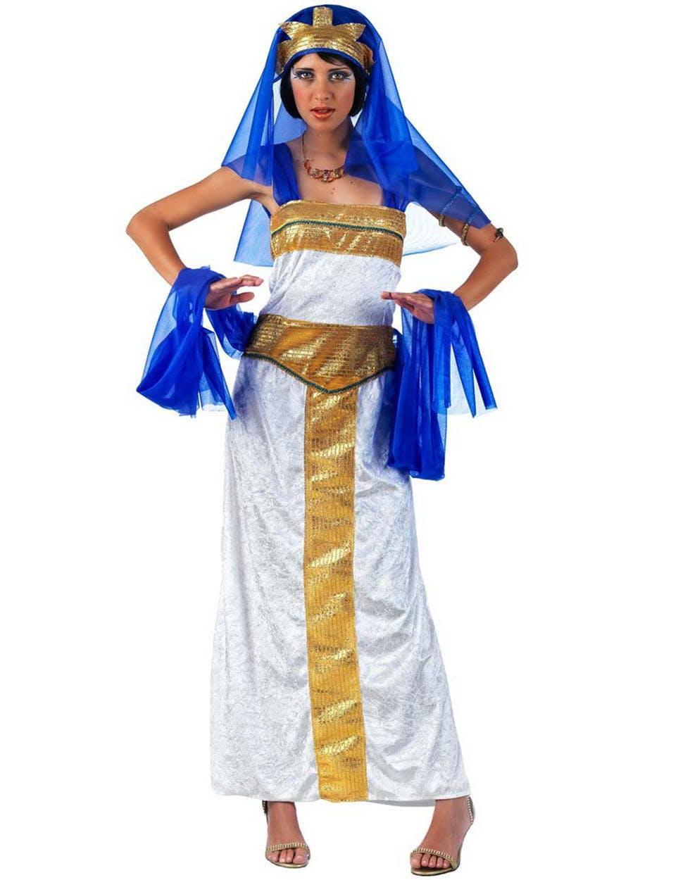828fd6f853b3 Dronning Av Egypt - Kostyme