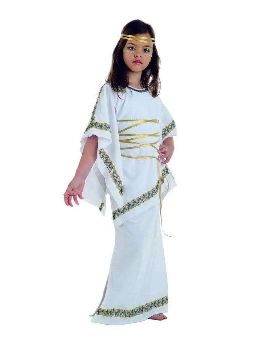 Grekisk Gudinna Lyxig Barnkostym c2ff8730608e3